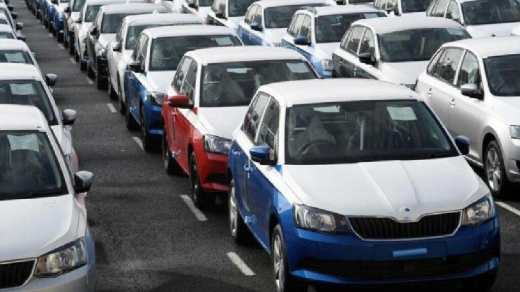 مبادرة الإحلال تتيح مشاركة سيارات المنطقة الحرة ببورسعيد