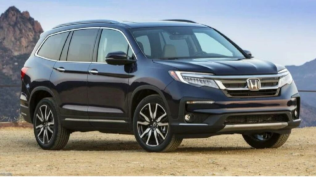 هوندا بايلوت موديل 2021 سيارة للعائلة السعودية.. تعرف على مواصفاتها وسعرها