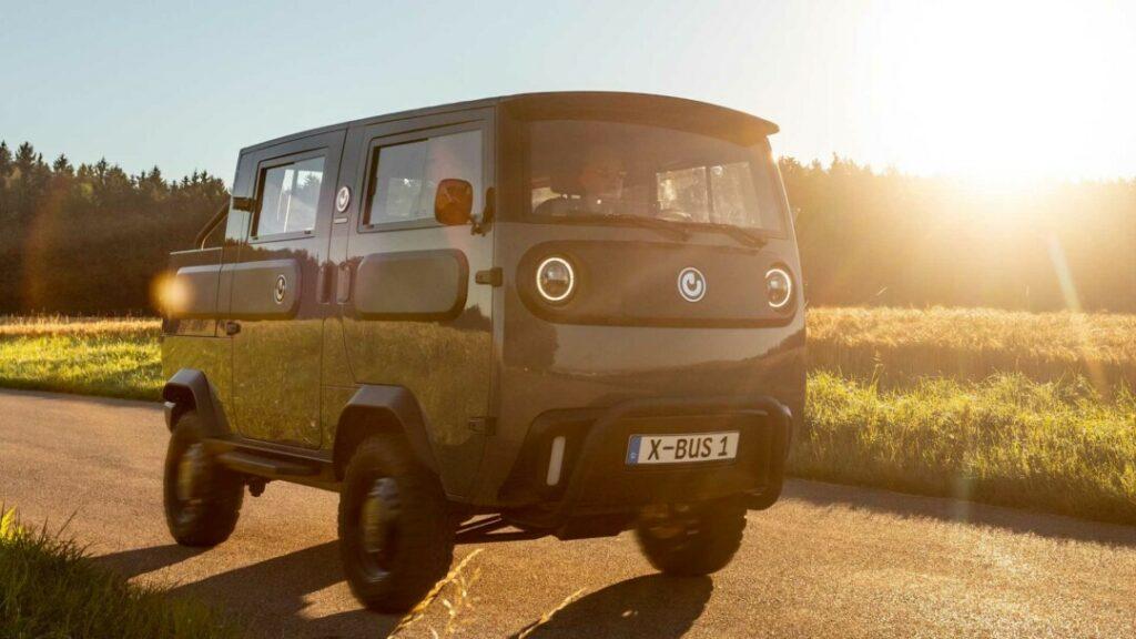 أفضل شاحنة كهربائية ألمانية صغيرة لعام 2021