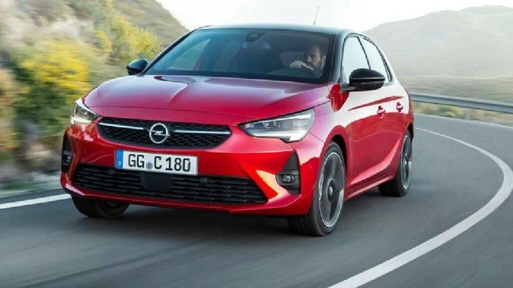 أوبل تستعد لطرح سيارتها الجديدة Corsa موديل 2022 في السوق المصري