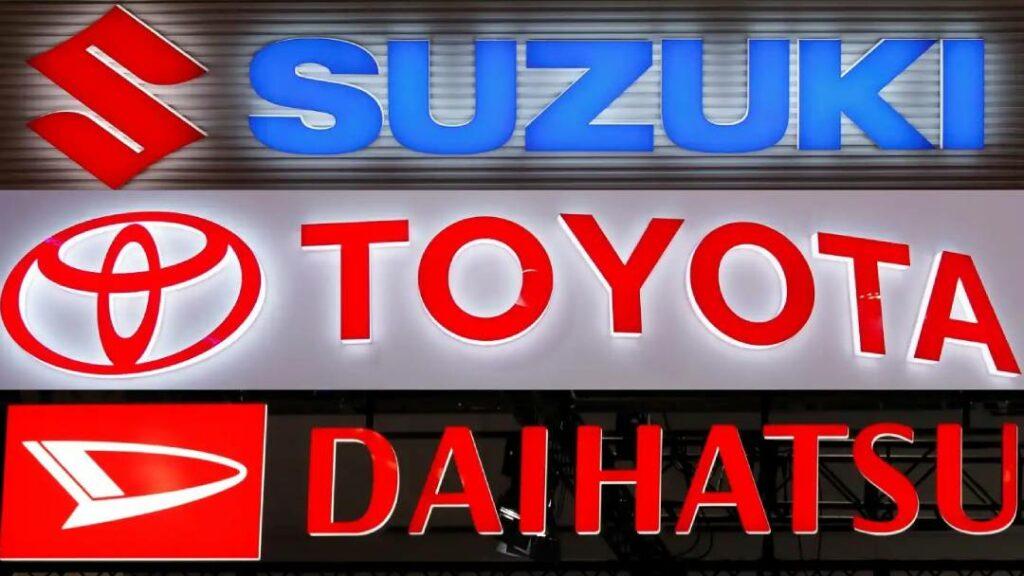 تحالف بين سوزوكى ودايهاتسو تحت قيادة شركة تويوتا