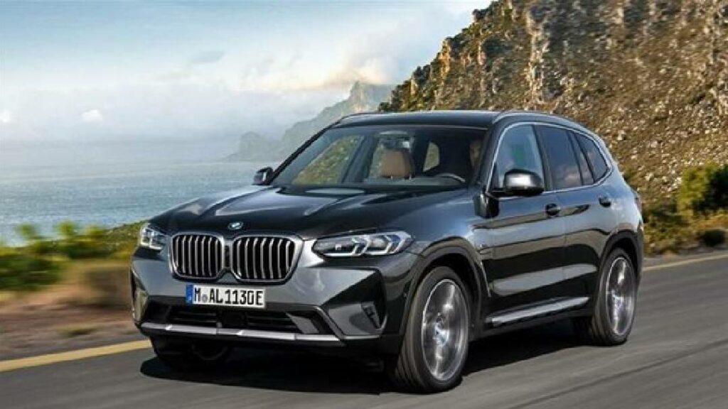 الرائعة BMW X3 موديل 2022 تعود لخطف الأنظار
