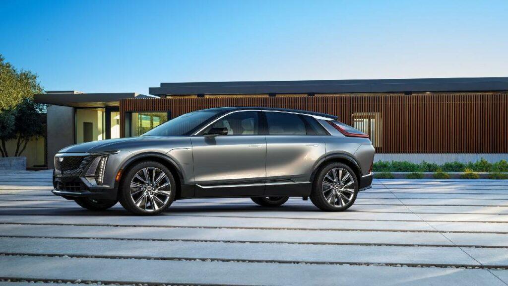 قريبا شركة  كاديلاك ستبدأ في تلقي طلبات الحجز لسيارتها ليريك الكهربائية 2023