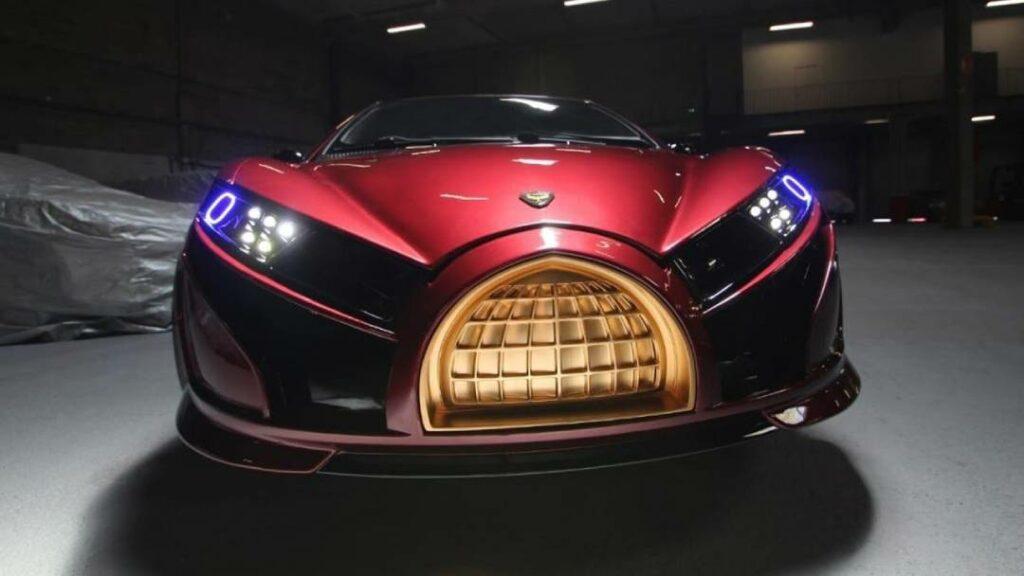 شركة لبنانية تعلن عن أول سيارة كهربائية محلية الصنع قدس رايز شاهد بالصور