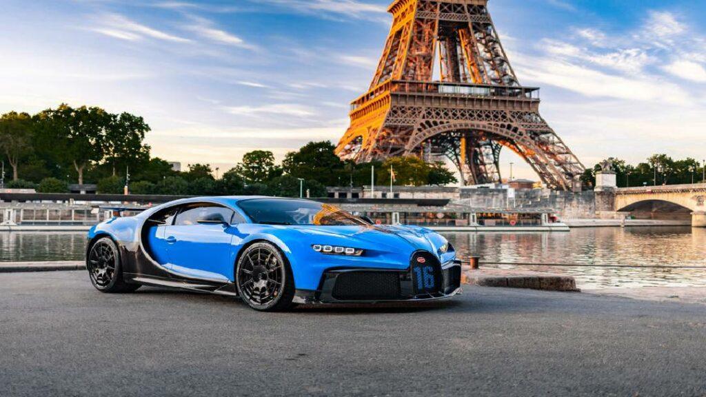سيارة خارقة بتسارع مهيب Bugatti Chiron Pur Sport تعرف على التفاصيل بالصور…