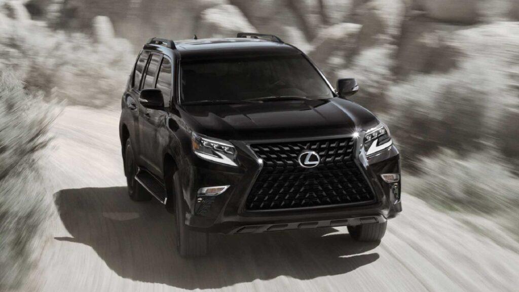 Lexus تطرح طرازها الفاخر GX موديل 2022 من فئة الـ SUV