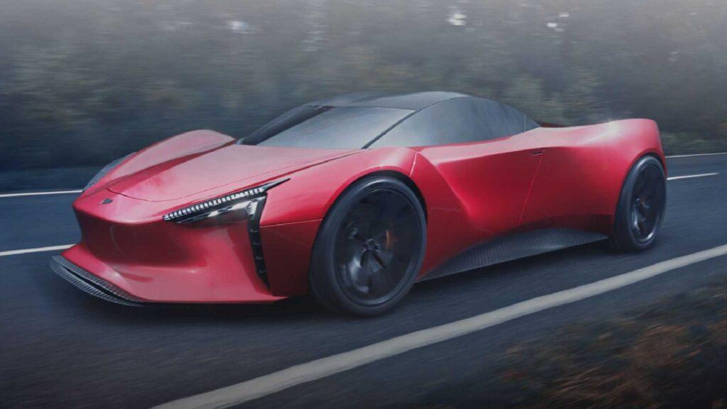 شركة هندية جديدة تقتحم سوق السيارات الرياضية بسيارة Mean Metal Azani