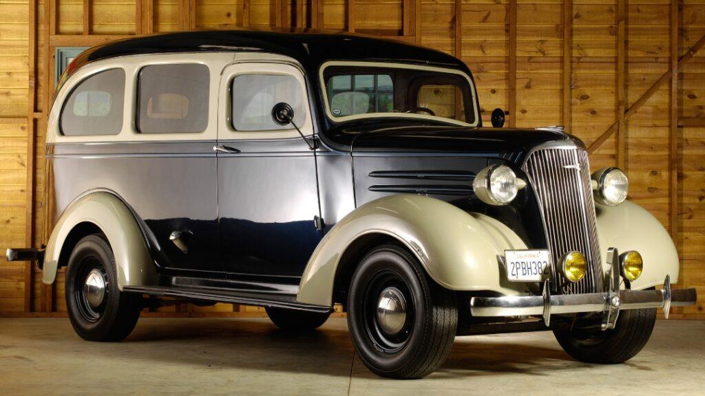 التاريخ هو ما يصنع الحاضر .. أول سيارة SUV في تاريخ كل شركة