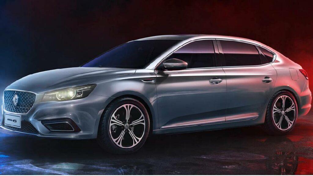 تغييرات رسمية في أسعار MG6 موديل 2021