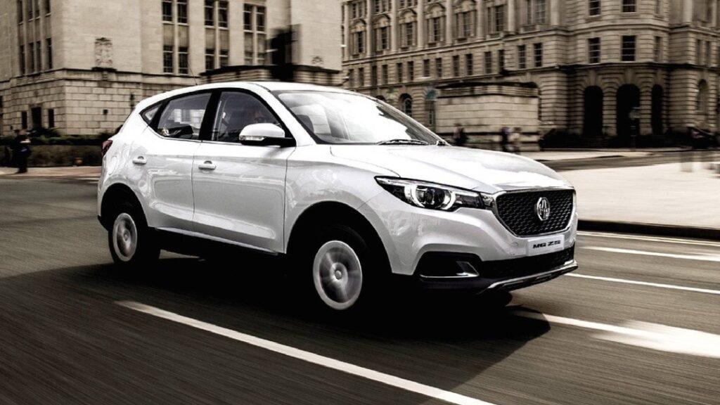 أسعار ومواصفات سيارة MG ZS 2022 الفاخرة في مصر