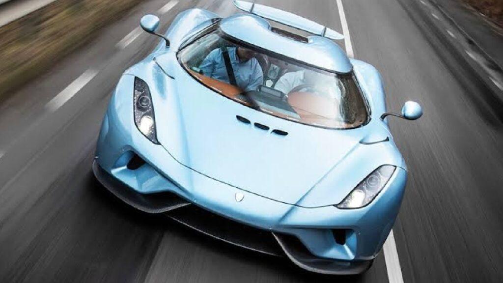 أسرع 10 سيارات هجينة في العالم