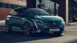 شركة بيجو تعلن عن مواصفات وسعر الجيل الجديد من سيارتها 308
