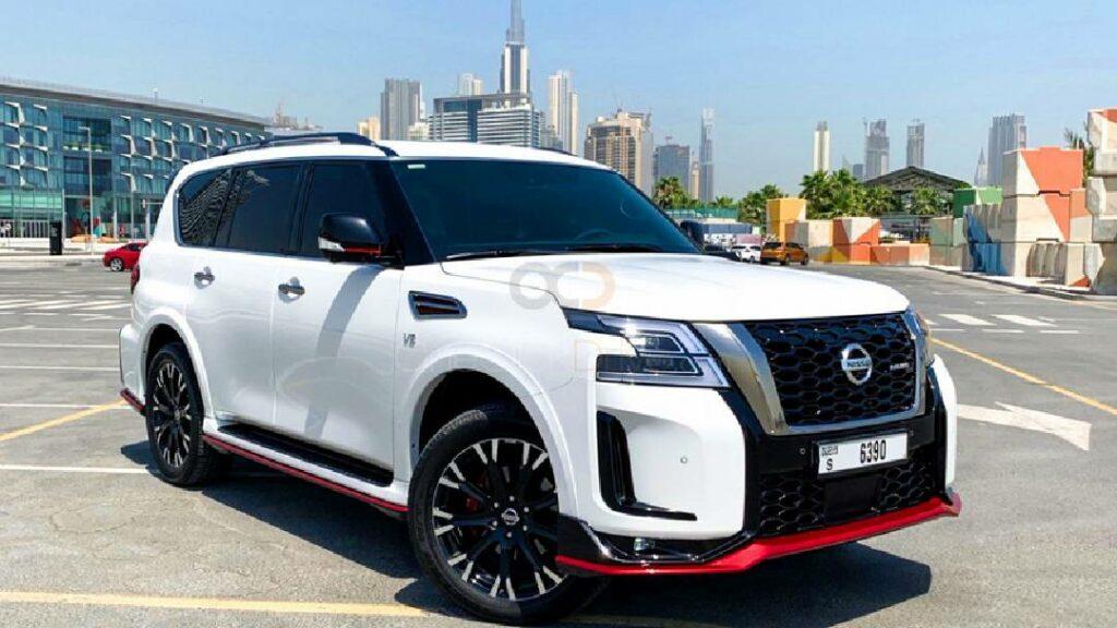 نظرة شاملة عن وحش الـ SUV نيسان باترول موديل 2021 في الكويت